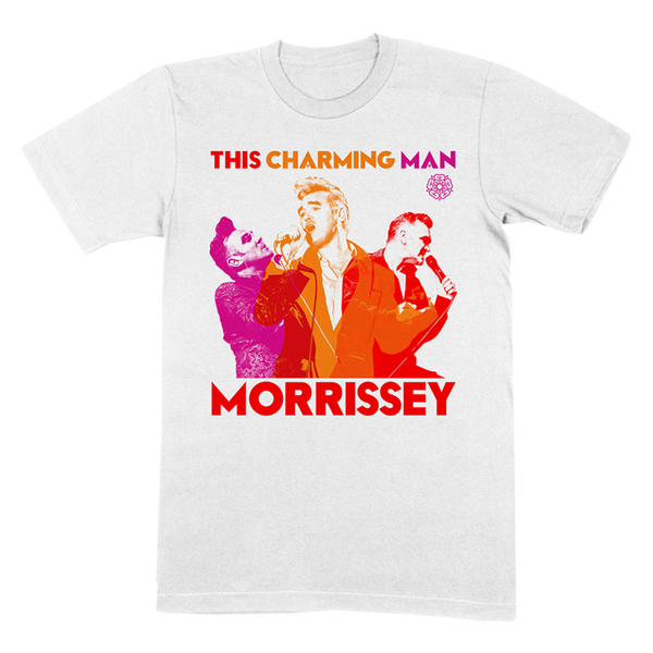 This Charming Man White T-Shirt