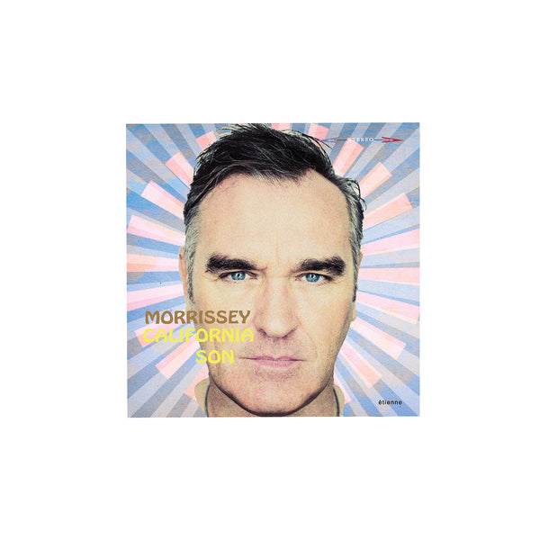 89c54ce6ca7 Morrissey - California Son Digital Album  PRE-ORDER