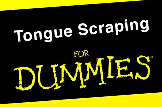 Tongue Scraping: A Step by Step Guide for Beginners
