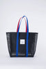 Finder Mesh Tote Bag Small Size Black
