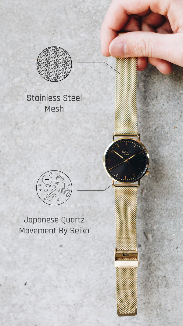 The Japanese Quartz Movement