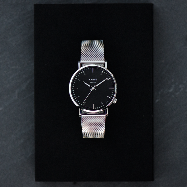 In Focus: Watch Cases – BLACK CODE