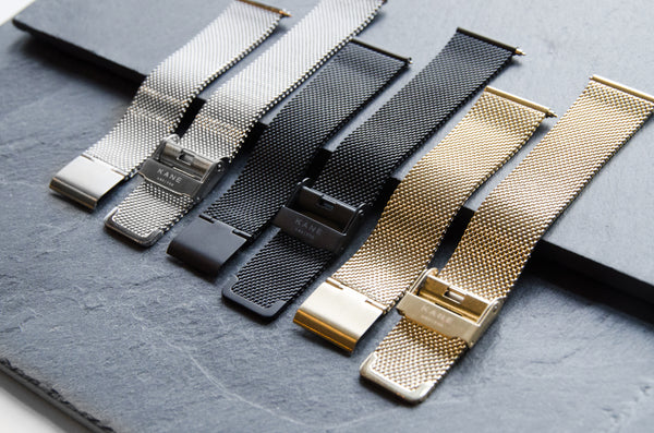Premium Interchangeable Men's Watch Straps