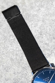 Blue Arctic Black Mesh