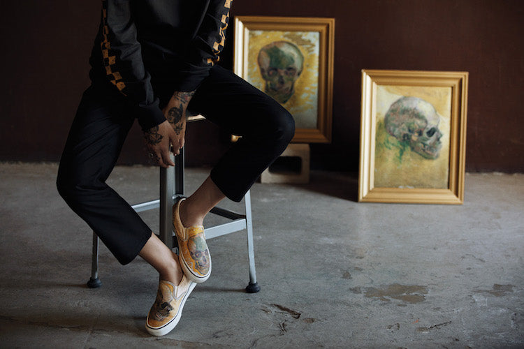 Vans Is Releasing a Van Gogh Fashion Line Inspired by the Iconic Artist