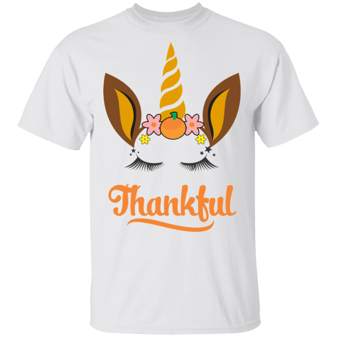 Unicorn T-shirt Thanksgiving Unicorn Christmas Shirt