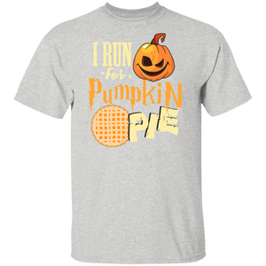 Funny Halloween Shirt I Run For Pumpkin Pie Thanksgiving - FrankyTee