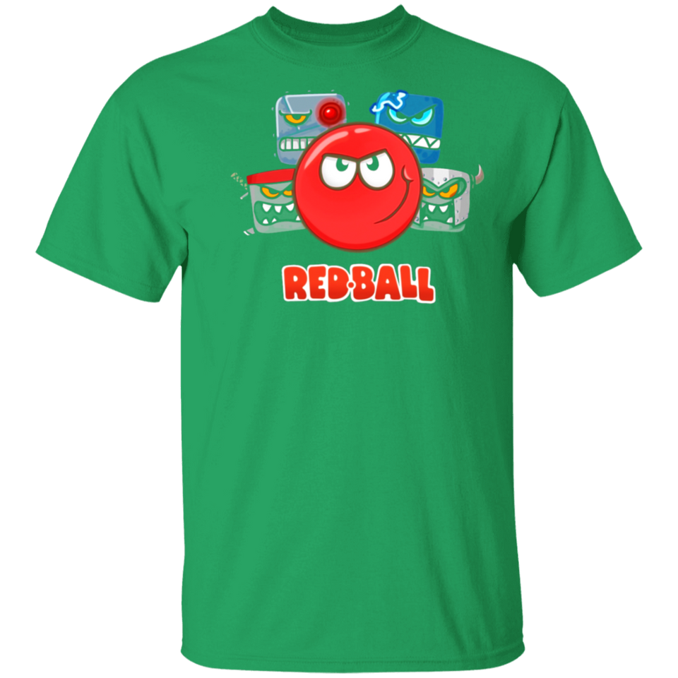 The Crew - Kid Red Ball 4 - The Crew Shirts - FrankyTee