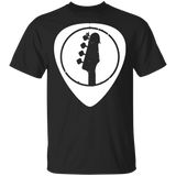 4 String Bass Guitar Picks Shirt Bassist Shirt Bass PlayerT-Shirt - FrankyTee