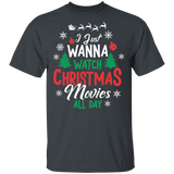 Funny Christmas Movies T shirts - FrankyTee