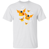Candy Shirts Halloween Candy Corn Monsters Graphic T-shirt - FrankyTee
