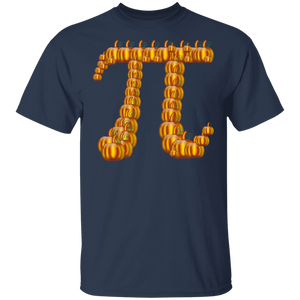 Funny Pi Pumpkin Pie Halloween Shirt Thanksgiving - FrankyTee