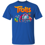 Its Trolls Movie T-shirts Thing You Cant Stop The Cute - FrankyTee