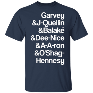Funny Roll Call for Ya Done Messed Up A-A-Ron T-Shirt - FrankyTee