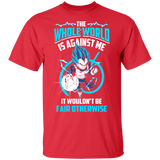 Dragon Ball Z Shirts Men's Vegeta God Super Saiyan OTHERWISE Dbz Shirt - FrankyTee