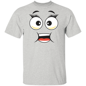 Halloween Emoji Matching Screaming Shirts - FrankyTee