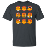 Turkey Emoji Funny Thanksgiving Christmas Shirt - FrankyTee