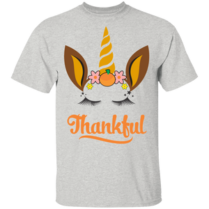 Unicorn T-shirt Thanksgiving Unicorn Christmas Shirt - FrankyTee