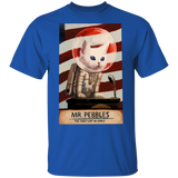 Mr Pebbles T Shirt The First Cat In Space Shirt - FrankyTee