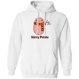 Harry Potato Sweatshirts Cartoon Potato Hoodie - FrankyTee