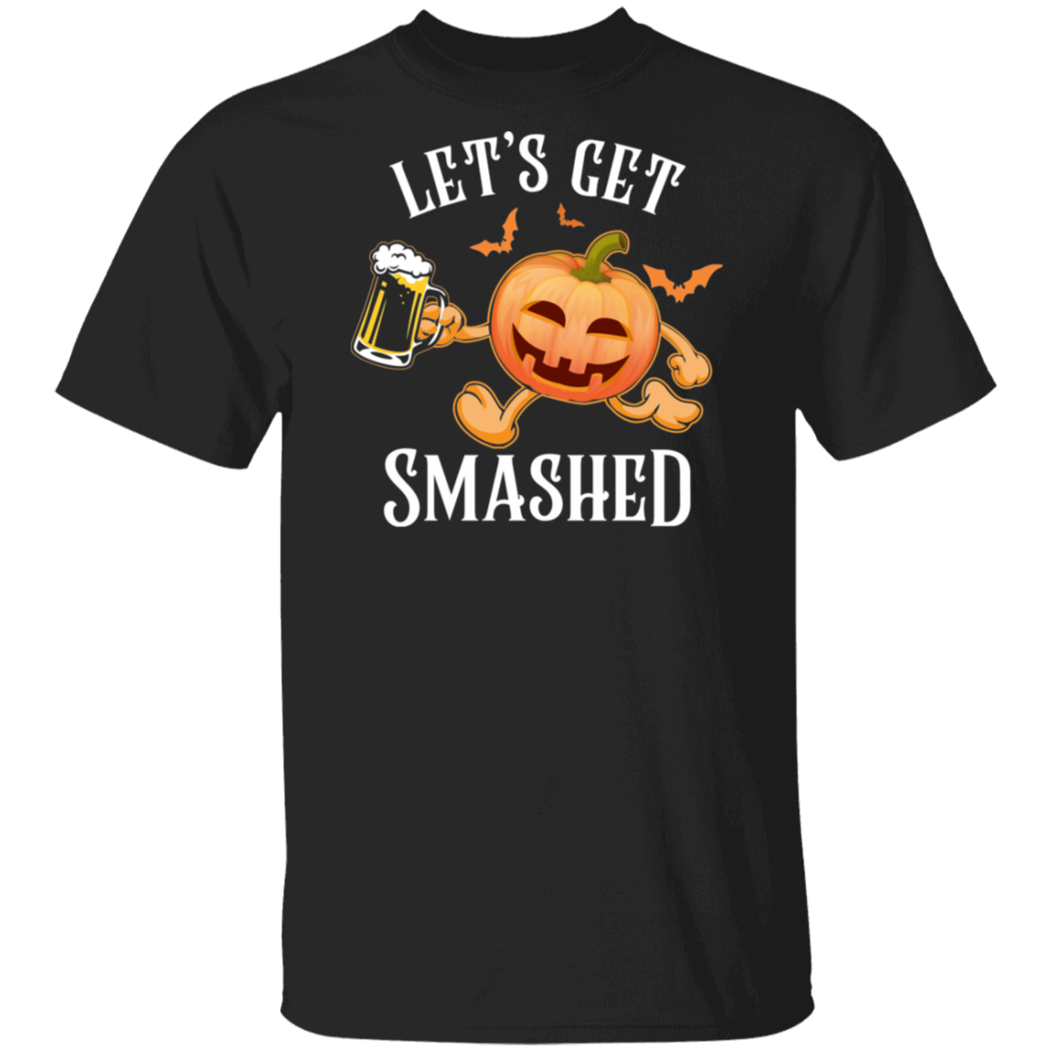 Halloween Drinking Pumpkin Boos Shirt