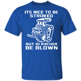 Its Nice To Be Stroked But Id Rather Be Blown Mechanic Shirt - FrankyTee