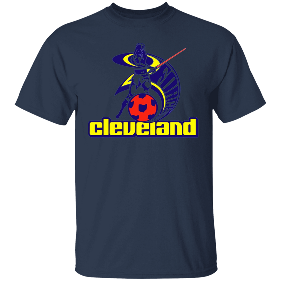 Cleveland Soccer Force TShirt - FrankyTee