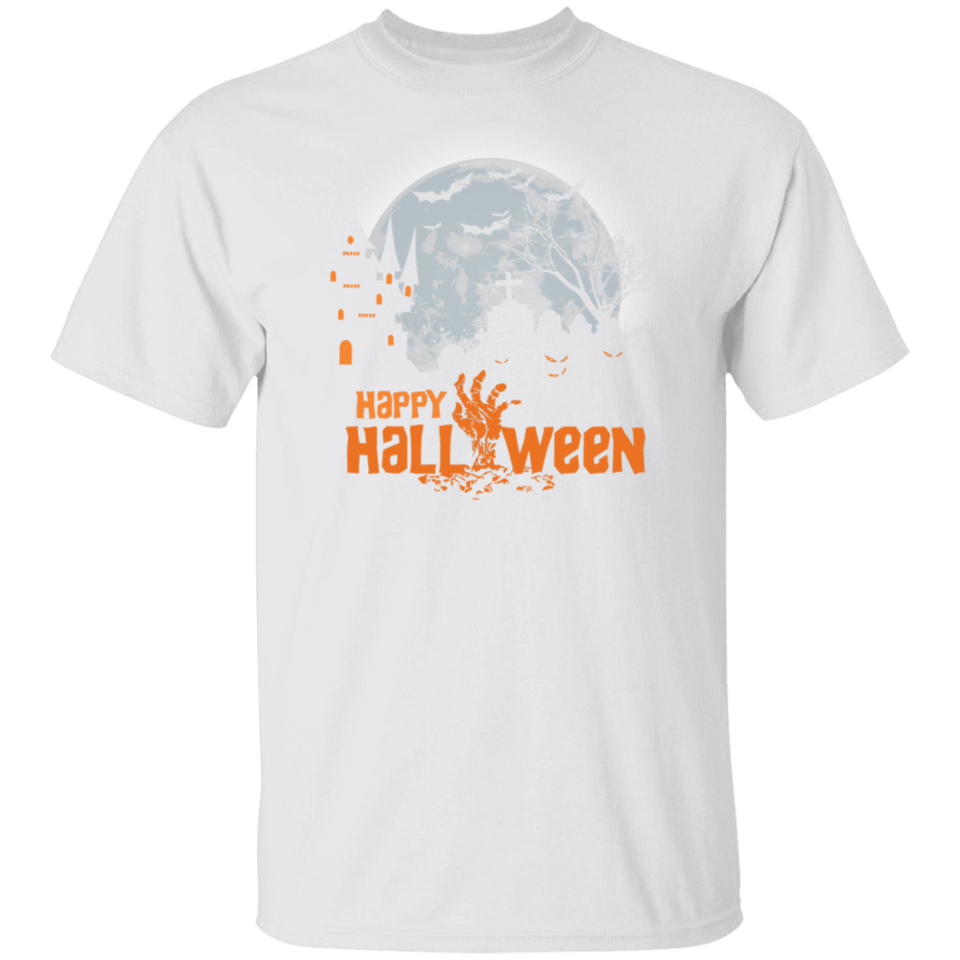 All Saints' Eve Evening Halloween Graveyard Outfits Shirts - FrankyTee