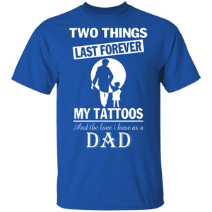 Love I Have As A Dad Tshirt - FrankyTee