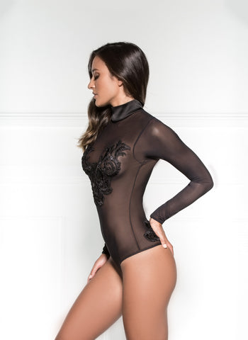 Emmeleia Sleeveless Bodysuit