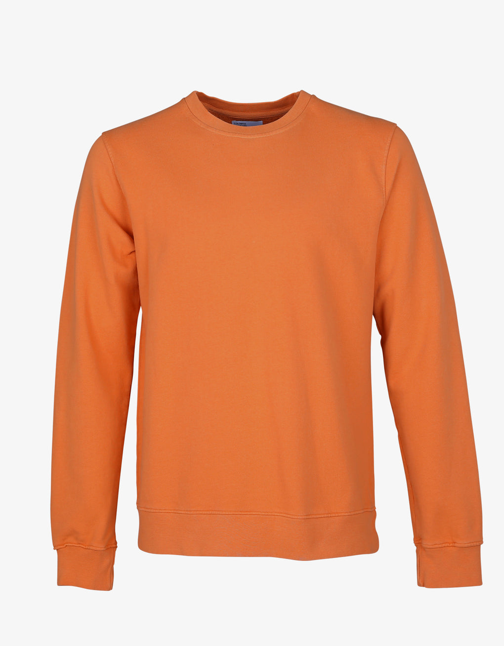 Colorful Standard Classic Organic Crew Crewneck Burned Orange