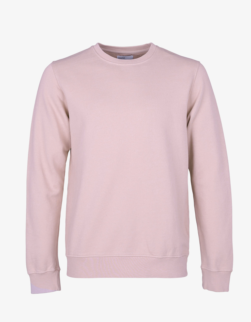 Colorful Standard Classic Organic Crew Crewneck Faded Pink