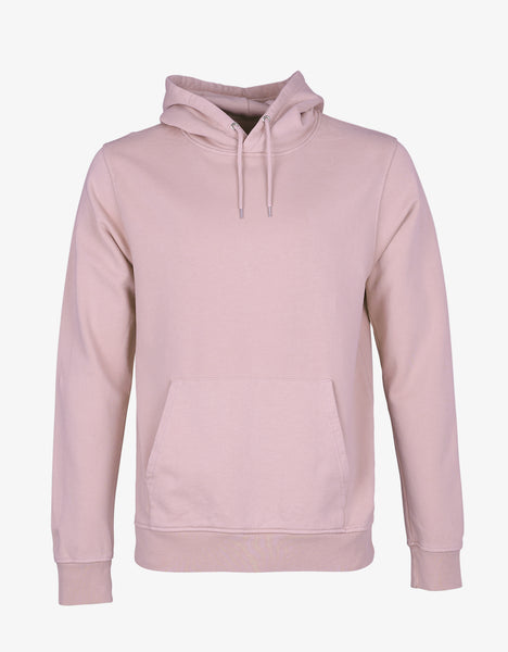 Colorful Standard Classic Organic Hood Hoodie Faded Pink