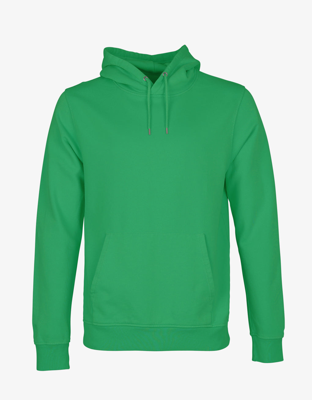Colorful Standard Classic Organic Hood Hoodie Kelly Green