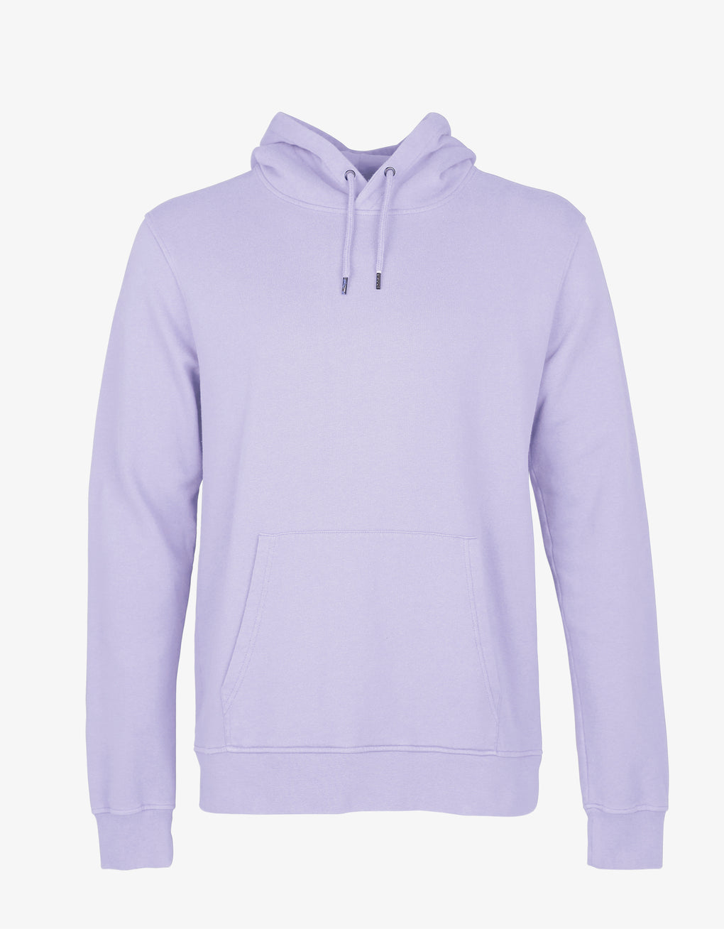 Colorful Standard Classic Organic Hood Hoodie Soft Lavender