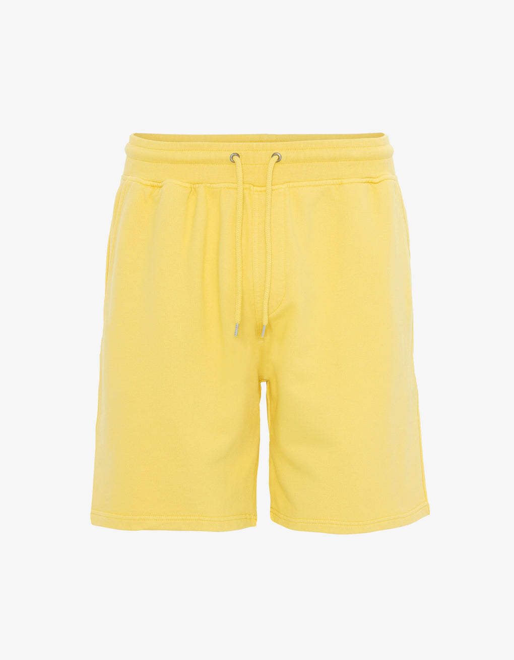 Colorful Standard Classic Organic Sweatshorts Shorts Lemon Yellow