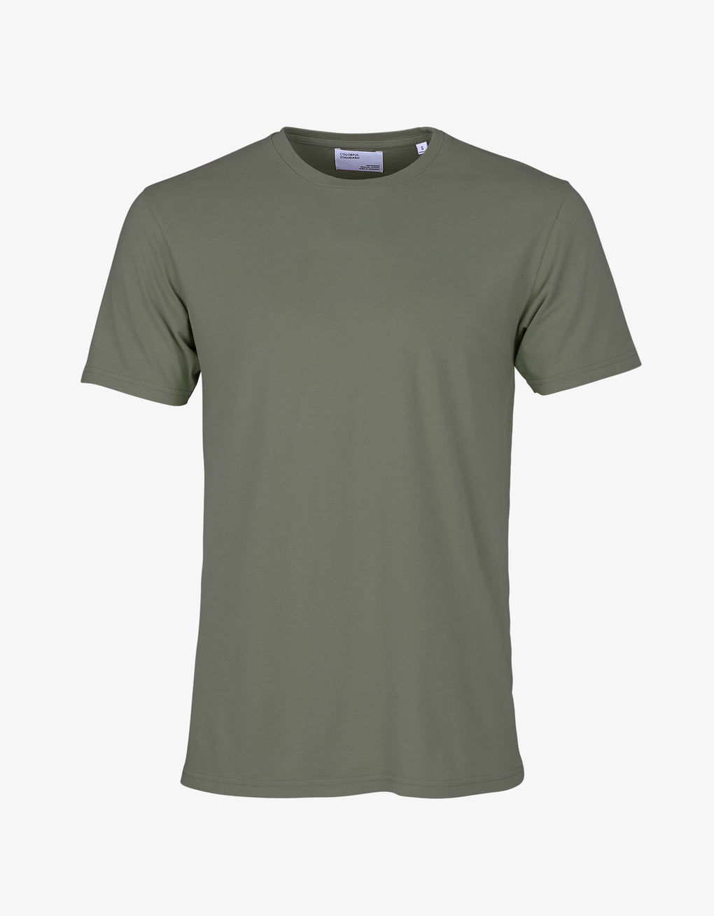 Colorful Standard Classic Organic Tee T-shirt Dusty Olive