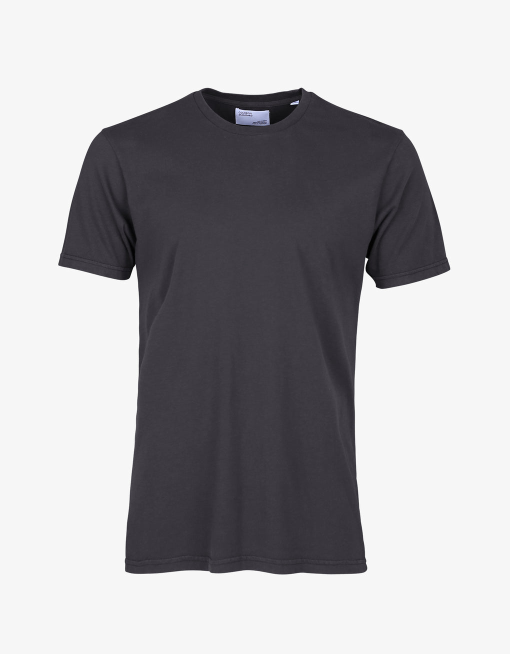 Colorful Standard Classic Organic Tee T-shirt Lava Grey