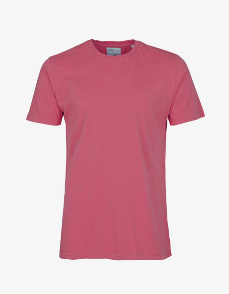 Colorful Standard Classic Organic Tee T-shirt Raspberry Pink