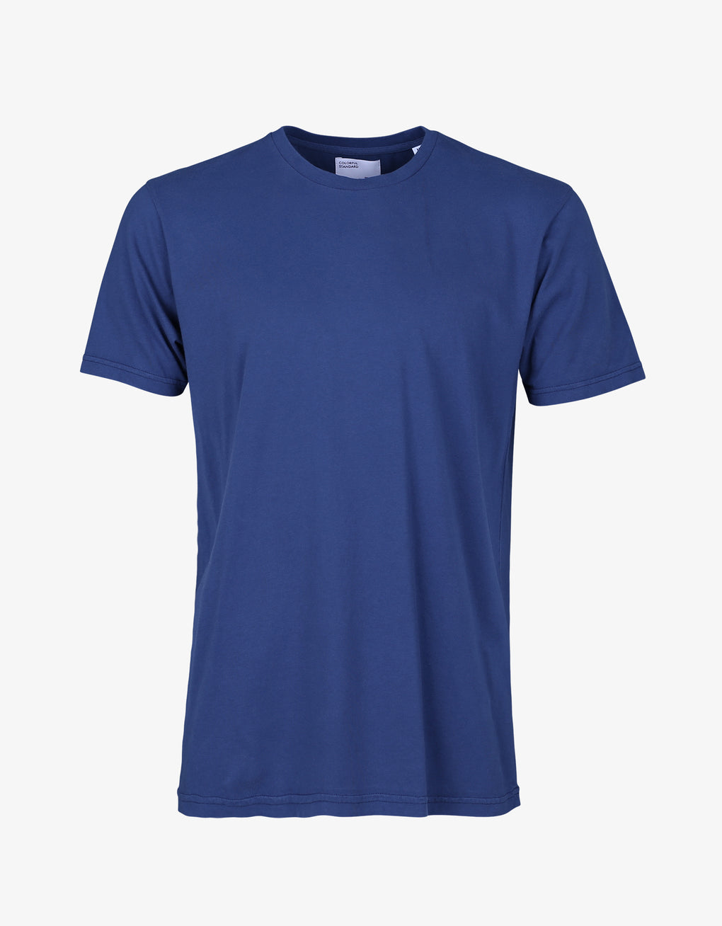 Colorful Standard Classic Organic Tee T-shirt Royal Blue