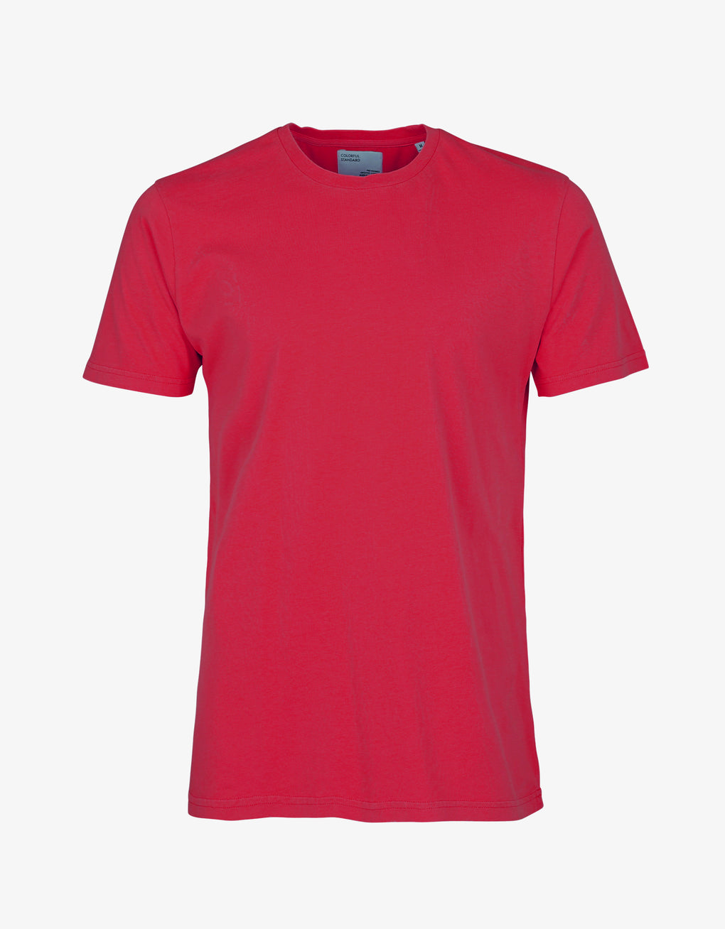 Colorful Standard Classic Organic Tee T-shirt Scarlet Red
