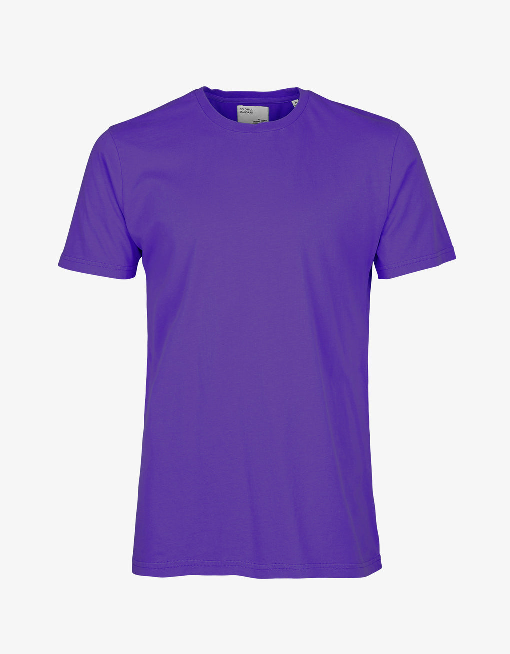 Colorful Standard Classic Organic Tee T-shirt Ultra Violet