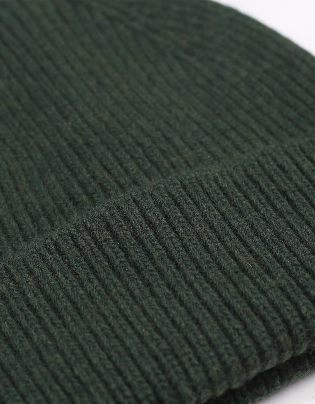 Colorful Standard Merino Wool Beanie Beanie Hunter Green