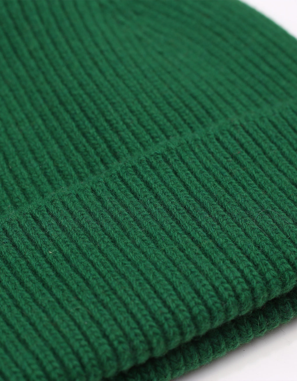 Colorful Standard Merino Wool Beanie Beanie Kelly Green