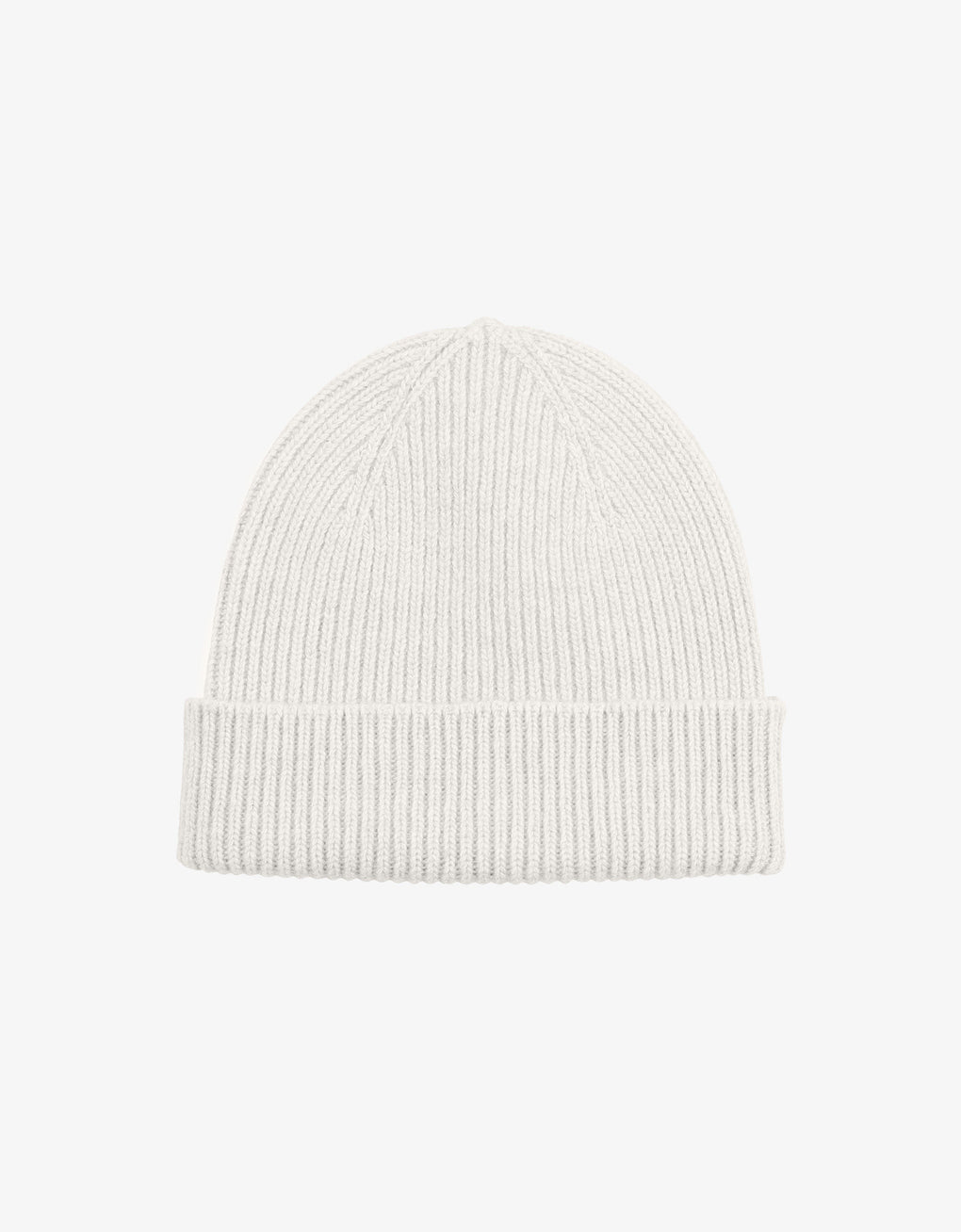 Colorful Standard Merino Wool Beanie Beanie Optical White