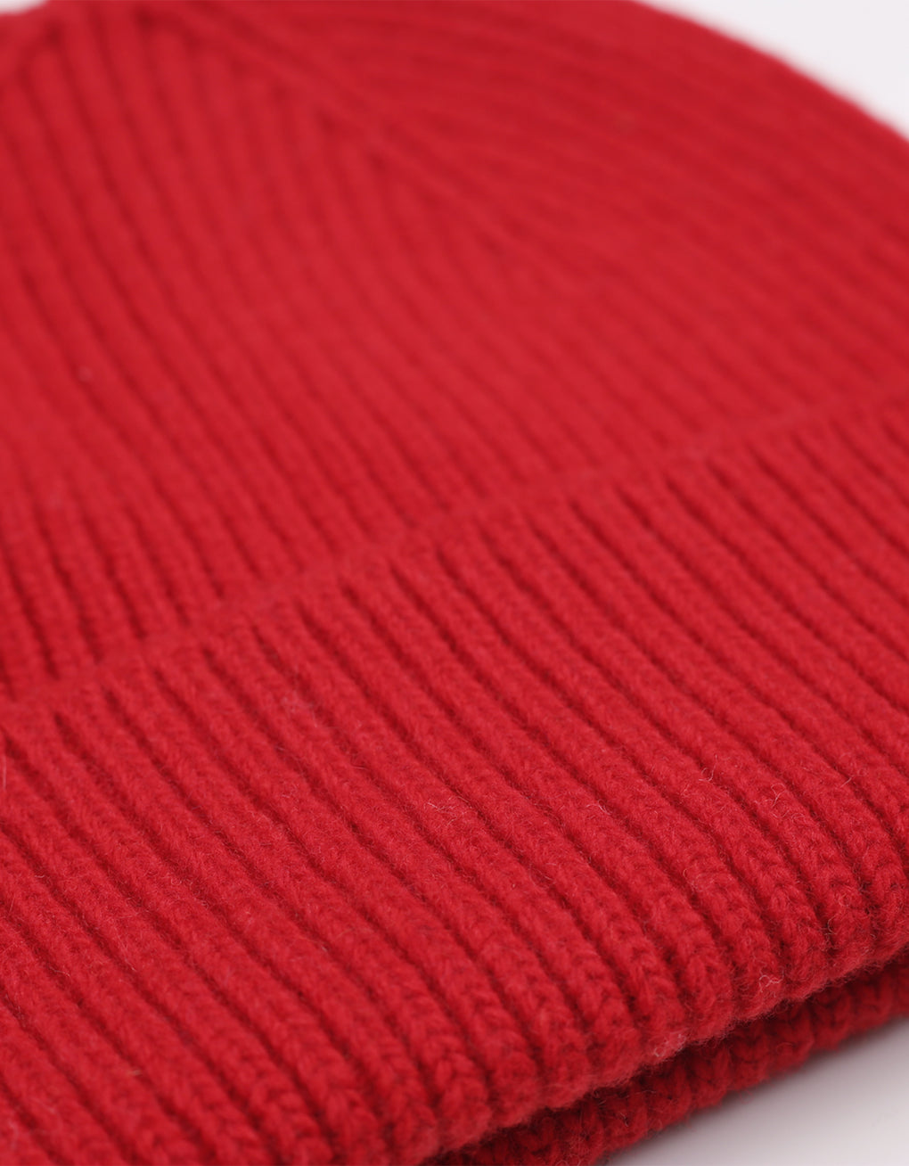 Colorful Standard Merino Wool Beanie Beanie Scarlet Red