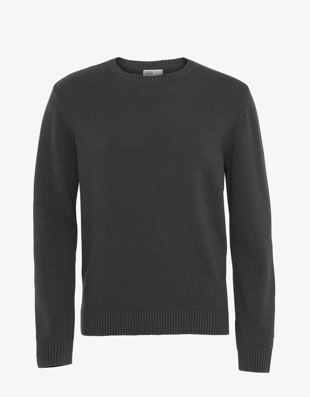 Colorful Standard Merino Wool Crew Merino Crewneck Lava Grey