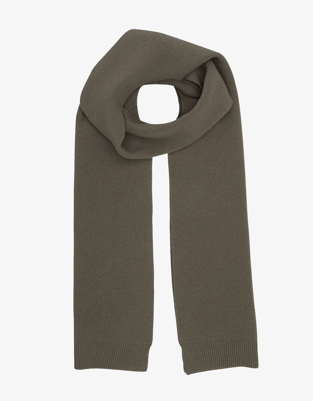 Colorful Standard Merino Wool Scarf Scarf Dusty Olive
