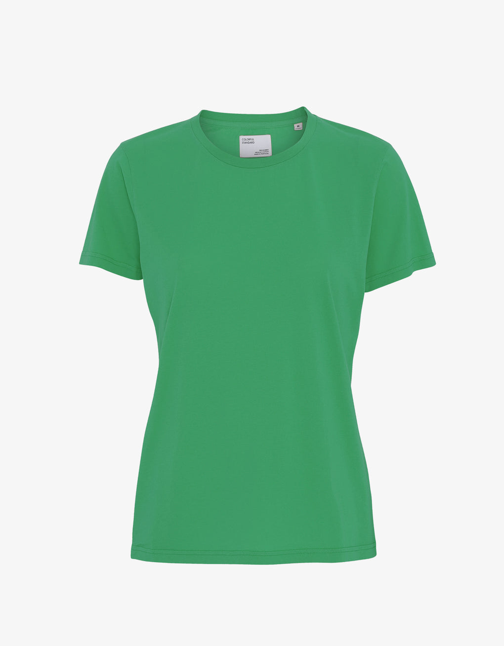 Colorful Standard Women Light Organic Tee Women T-shirt Kelly Green
