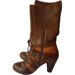 Gazit Lace-up Boots - Shoe Bank